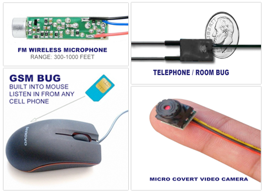 common-listed-devices